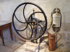 Water Pump in the kitchen at Chateau Chenonceau