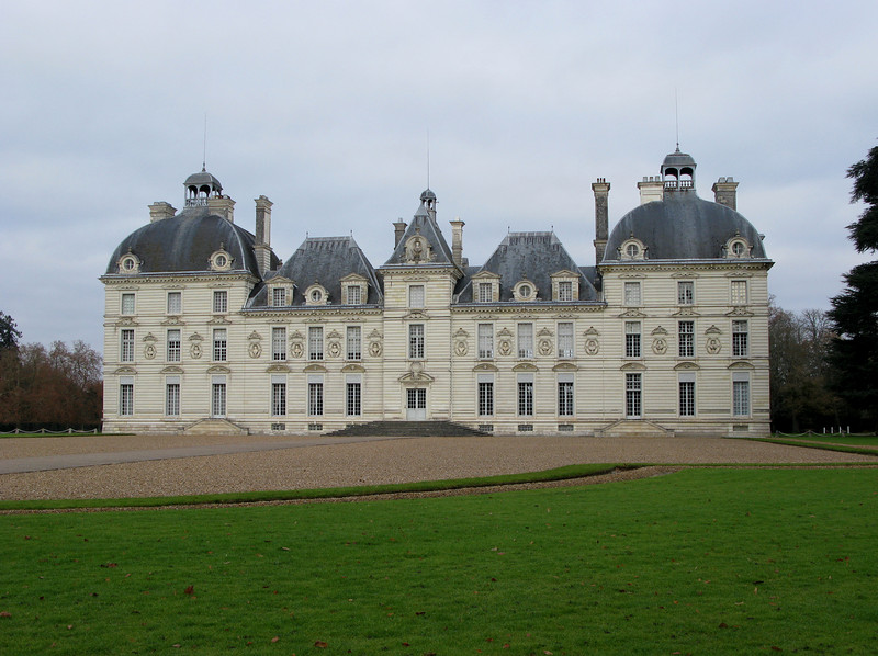 Chateau of Cheverny circa 1690 AD