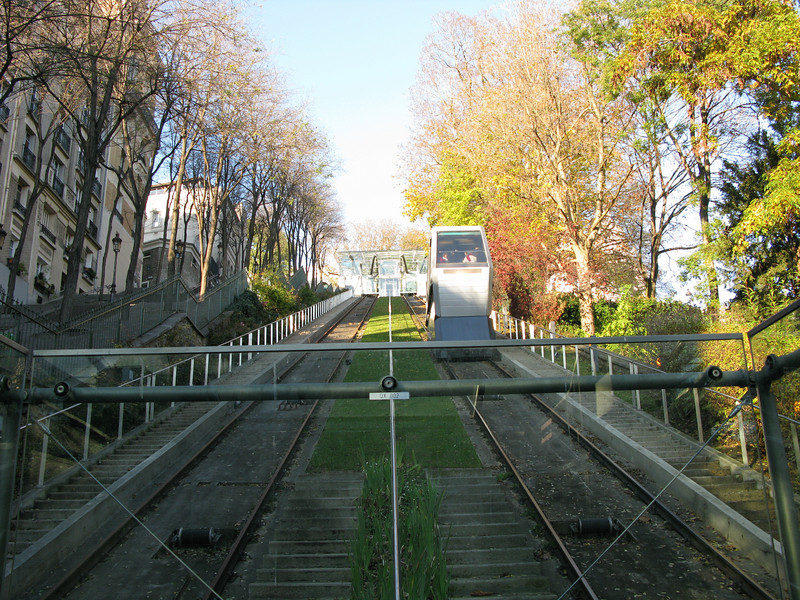 The Vernicular to Montmarte