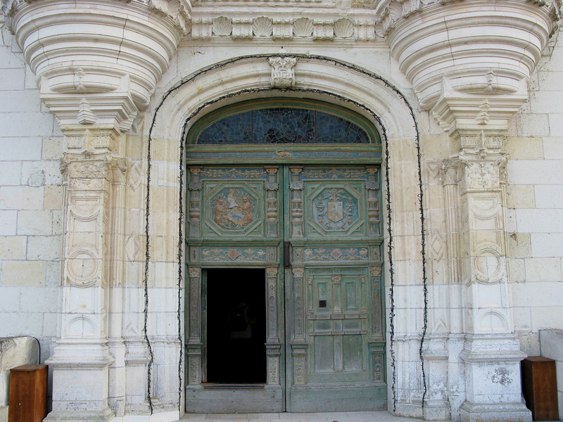 Entrance fo the Chateau