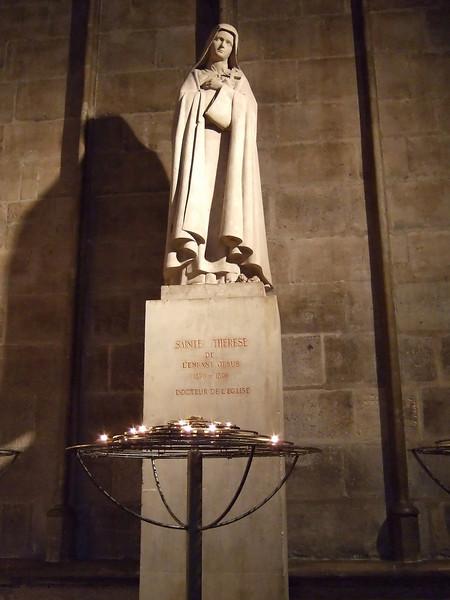 Sainte Therese de L'Enfant Jesus 1873 - 1897