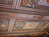 Decorative ceiling treatment at the Chateau de Cheverny