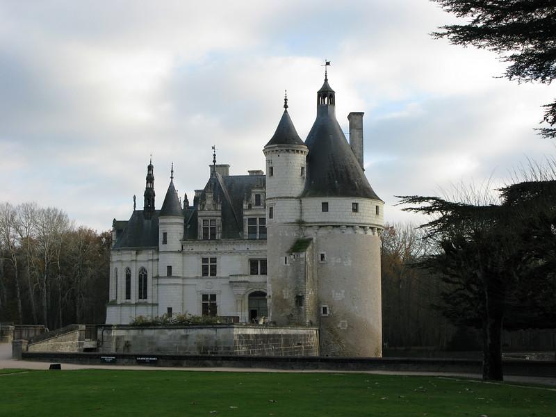 Chenonceau - de Chateau des Dames circa 1520 AD