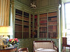 Library area at Chateau de Cheverny
