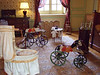 Children's playroom at Chateau de Cheverny
