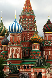 St. Basil's Cathedral - Moscow, Russia ... May 25, 2009 ... Photo by Rob Page III