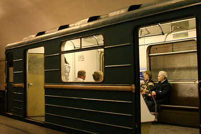 The Moscow Metro - Moscow, Russia ... May 25, 2009 ... Photo by Rob Page III