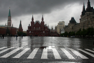 Red Square - Moscow, Russia ... May 24, 2009 ... Photo by Rob Page III