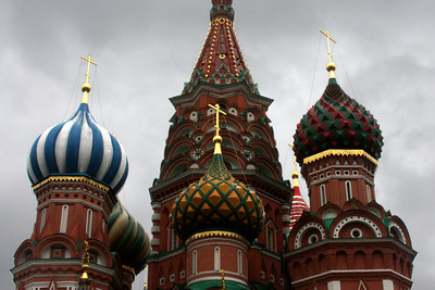 St. Basil's Cathedral - Moscow, Russia ... May 24, 2009 ... Photo by Rob Page III