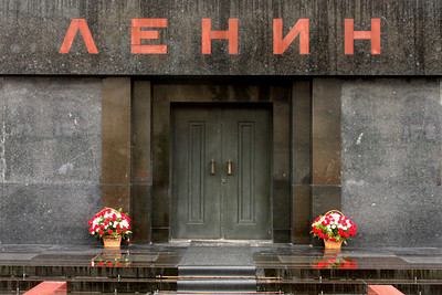 Lenin's tomb on Red Square - Moscow, Russia ... May 24, 2009 ... Photo by Rob Page III