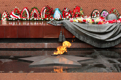 The Tomb of the Unknown Soldier - Moscow, Russia ... May 24, 2009 ... Photo by Rob Page III