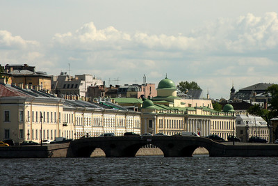 A canal emptying out into the Neva River - Saint Petersburg, Russia ... May 26, 2009 ... Photo by Rob Page III