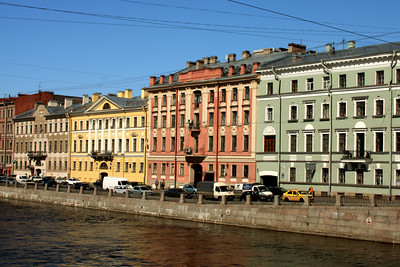 Along the canals of Saint Petersburg - Saint Petersburg, Russia ... May 26, 2009 ... Photo by Rob Page III