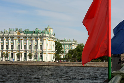The Winter Palace - Saint Petersburg, Russia ... May 26, 2009 ... Photo by Rob Page III