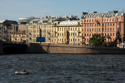 Life along the Neva - Saint Petersburg, Russia ... May 26, 2009 ... Photo by Rob Page III