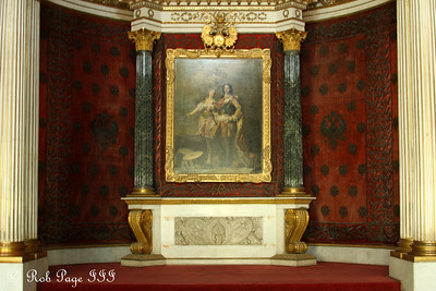 The Small Throne Room in the Hermitage - Saint Petersburg, Russia ... May 27, 2009 ... Photo by Rob Page III