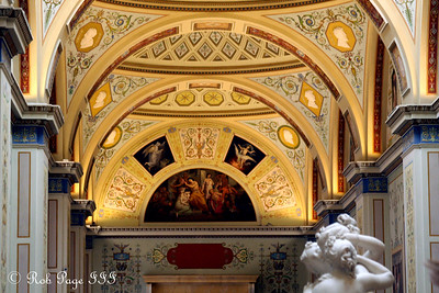 In the Hermitage - Saint Petersburg, Russia ... May 27, 2009 ... Photo by Rob Page III