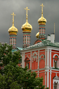 The Poteshny Palace - Moscow, Russia ... May 25, 2009 ... Photo by Rob Page III