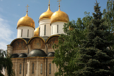 The Church of the Twelve Apostles - Moscow, Russia ... May 25, 2009 ... Photo by Emily Page