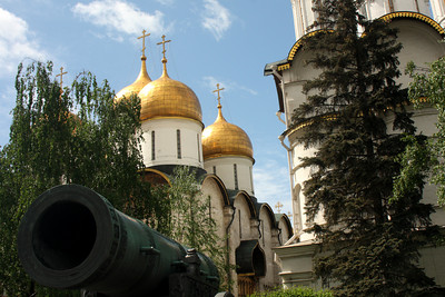 Ivan the Great's Cannon and the Church of Twelve Apostles - Moscow, Russia ... May 25, 2009 ... Photo by Emily Page