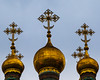 Onion Domes in the Kremlin