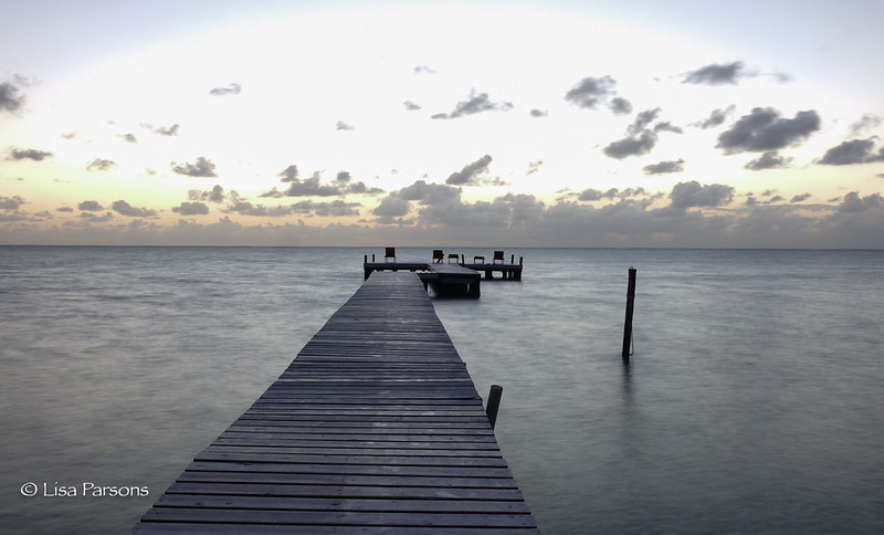 Morning at the Dock