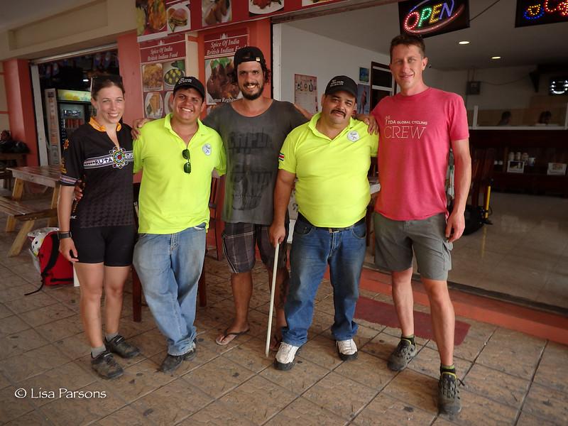 TDA Team Ruta Maya 2017