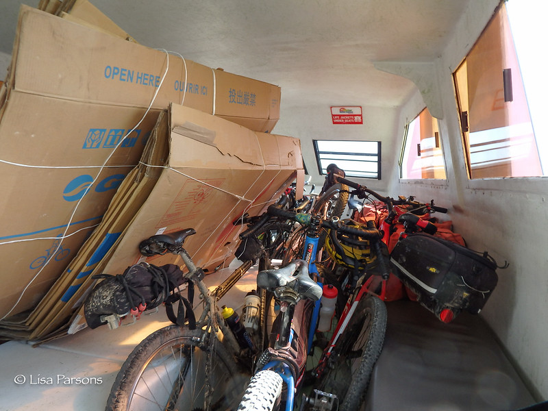 Bikes and Boxes