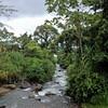 River into Lake Arenal