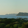 Pano of Salina Bay from Our Hotel
