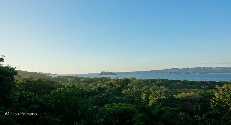 Salina Bay Looking Across at Nicaragua