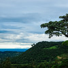 View of Surrounding HIlls and Lake Nicaragua