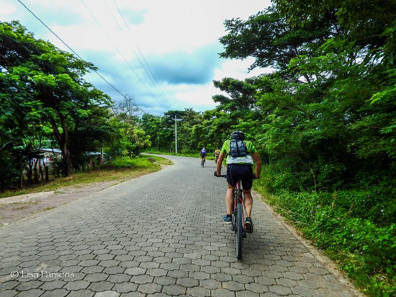 Paving Stone Roads