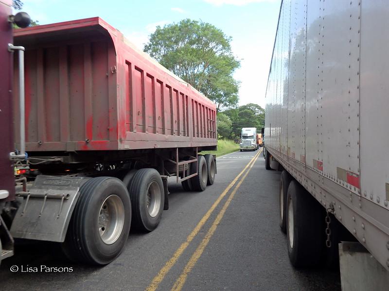 Trucks at the Border?