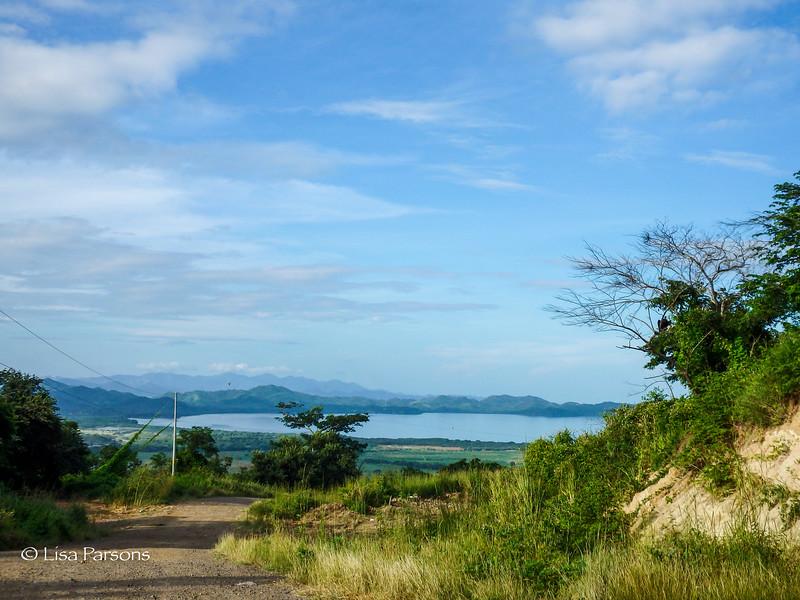 Leaving Salina Bay
