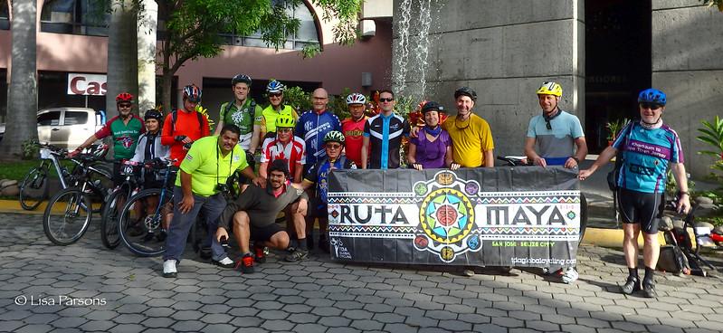 Ruta Maya 2016