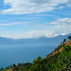 Pano of Lake Atitlan