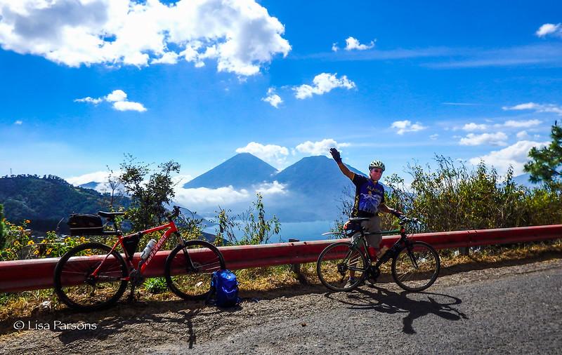 At Last Lake Atitlan