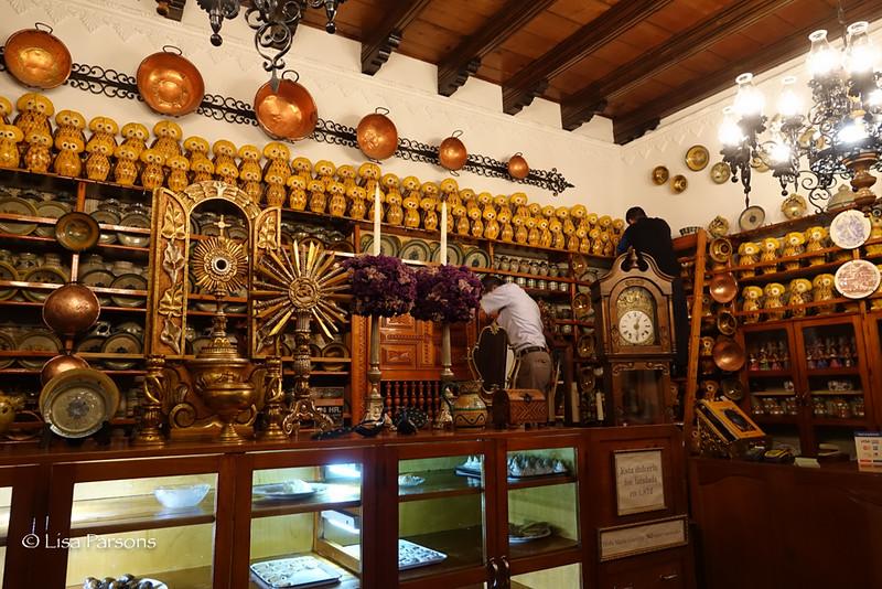 Doña María Gordillo Candy Store