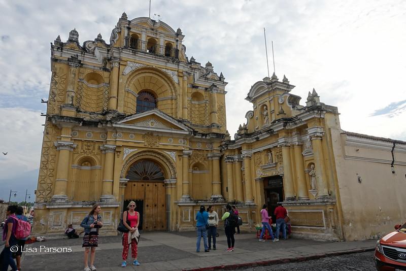Church of Hermano Pedro