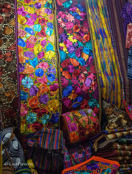 Tapestries at the Market
