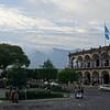 Evening at the Palacio de Ayuntamiento