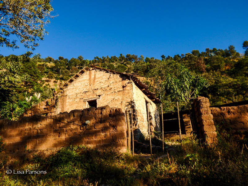 Small Mud Brick House