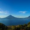 Pano Leaving Lake Atitlan