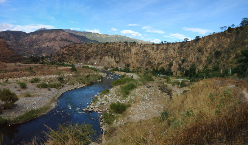 Valley Before Sacapulas