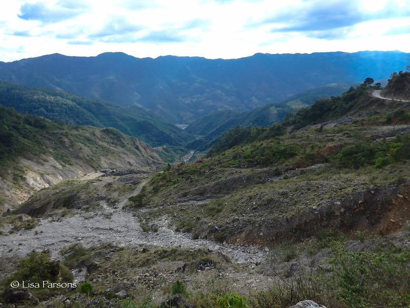 Landslide Valley