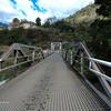 Bridge From Pavement to Dirt