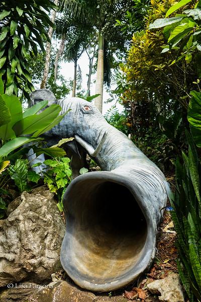 Jurassic Elephant