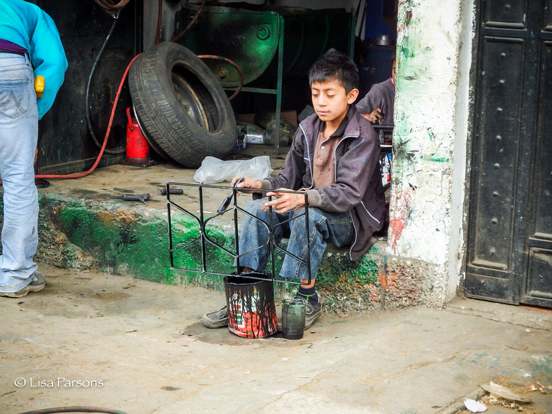 Child Working
