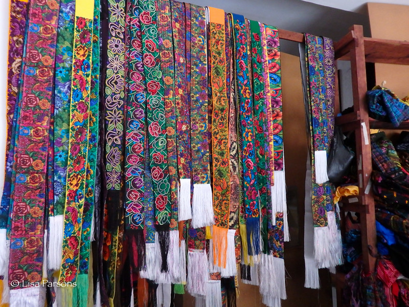 Colorful Sashes